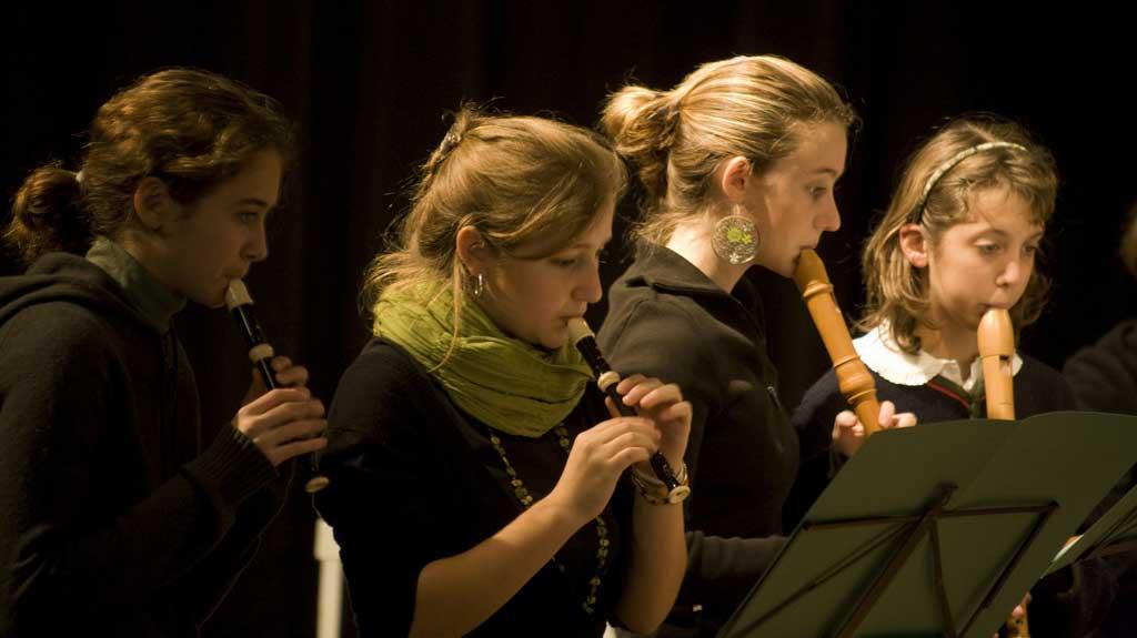 Consort di flauti dolci