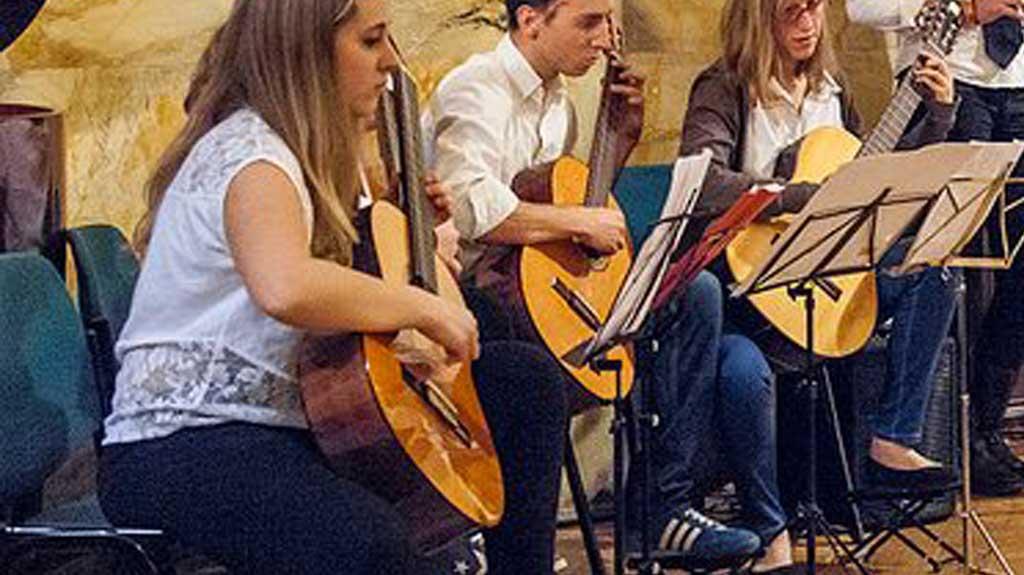 Musica d'insieme per chitarre