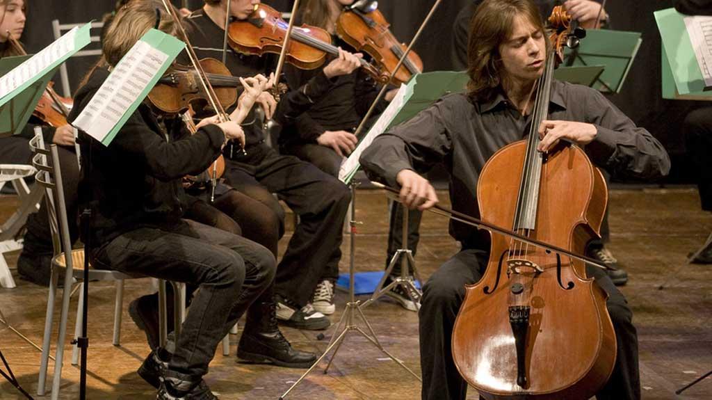 Violoncello e violoncello barocco
