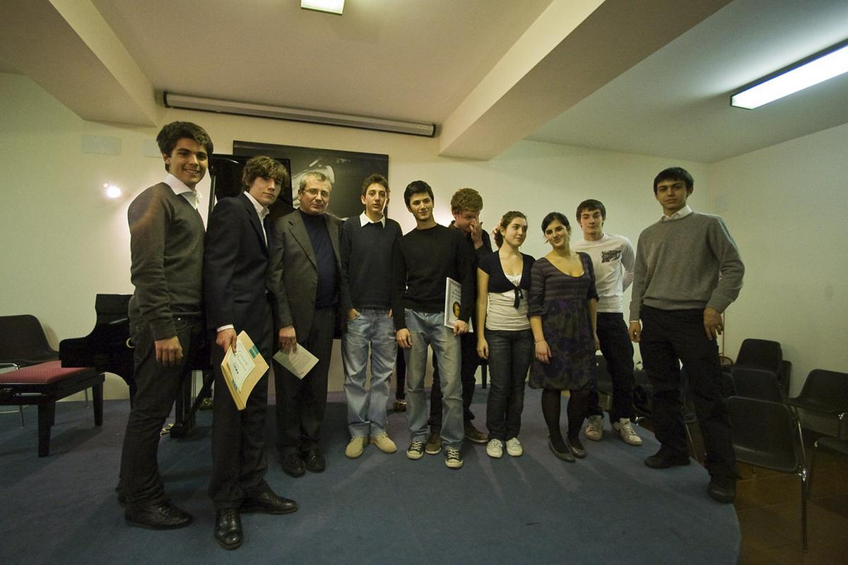 Scuola di Musica Sylvestro Ganassi - 13