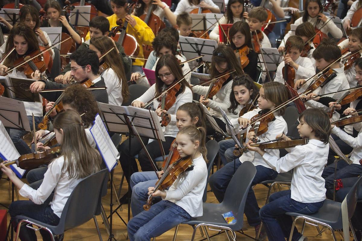 Scuola di Musica Sylvestro Ganassi - 16