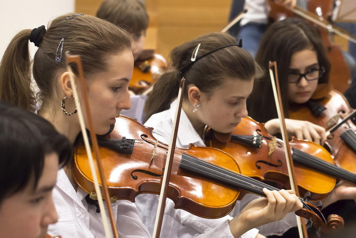Scuola di Musica Sylvestro Ganassi - 19